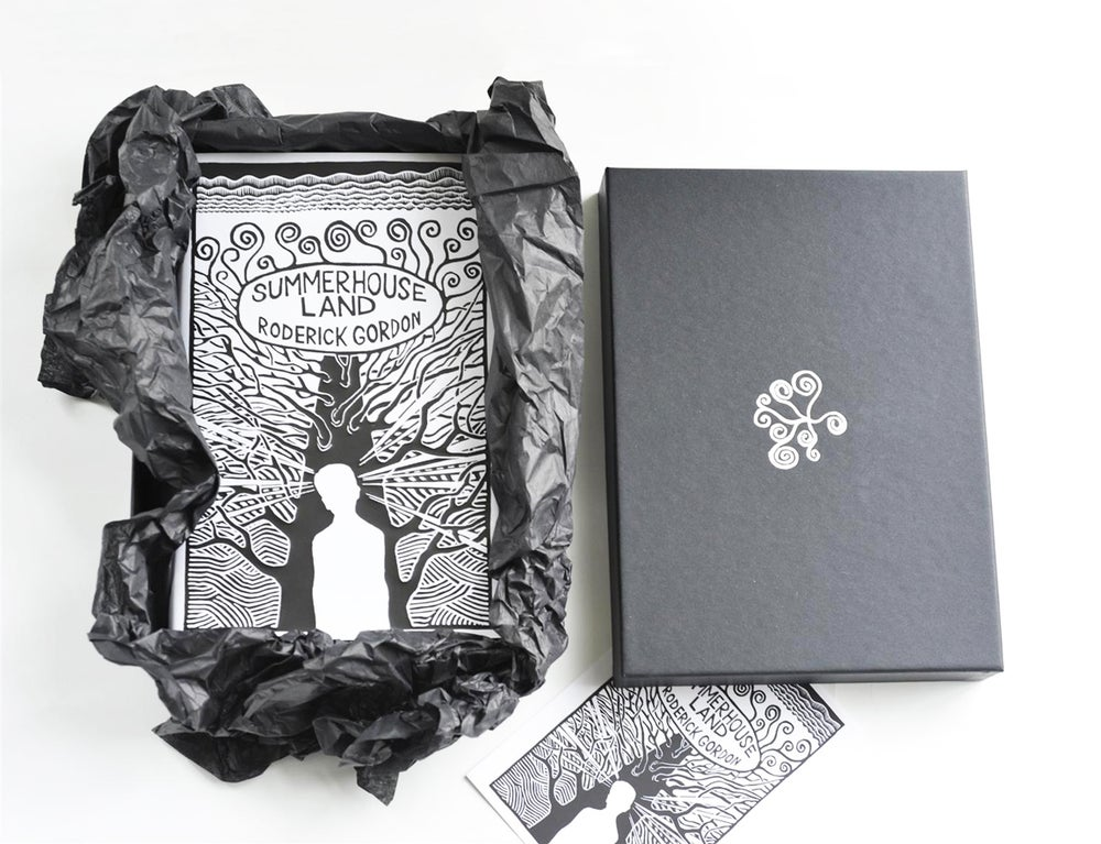 Image of Boxed Edition of the Book signed by Roderick Gordon and Stanley Donwood
