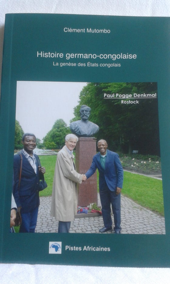 Image of Histoire germano congolaise