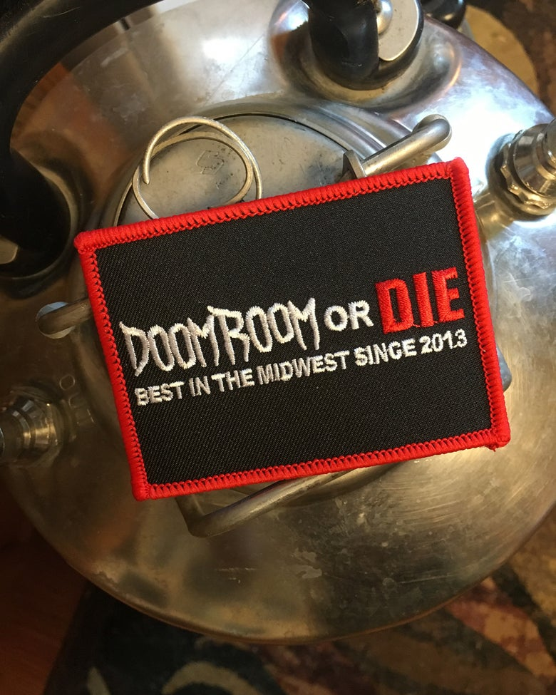 Image of Doom Room or Die Patch
