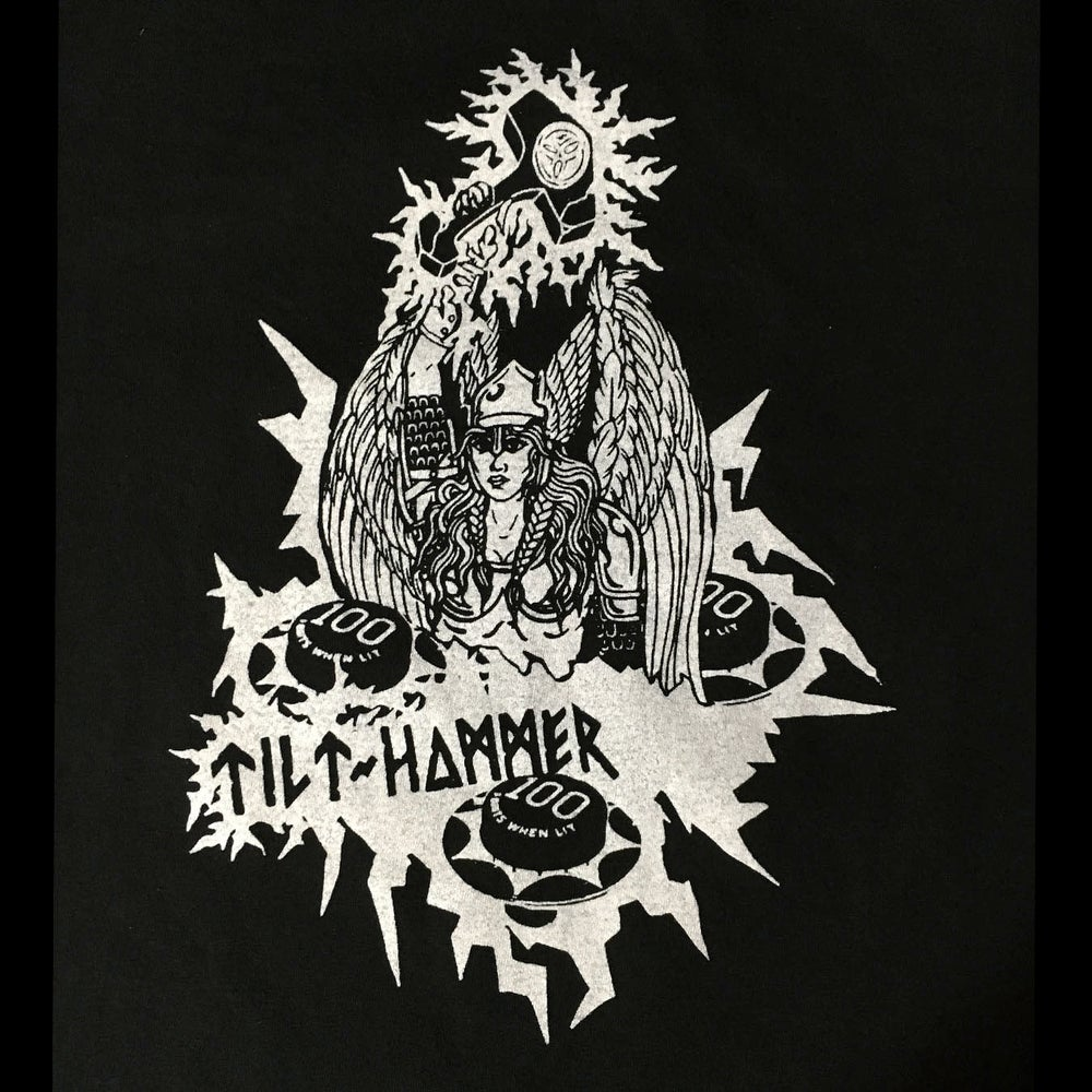 Image of God of Thunder / Blood of Thine Adversaries Shirt