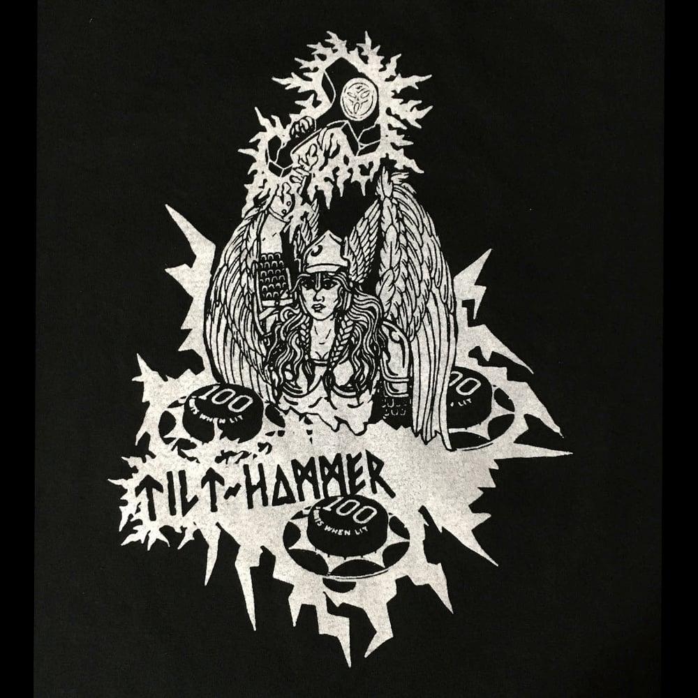 Image of God of Thunder / Blood of Thine Adversaries Shirt