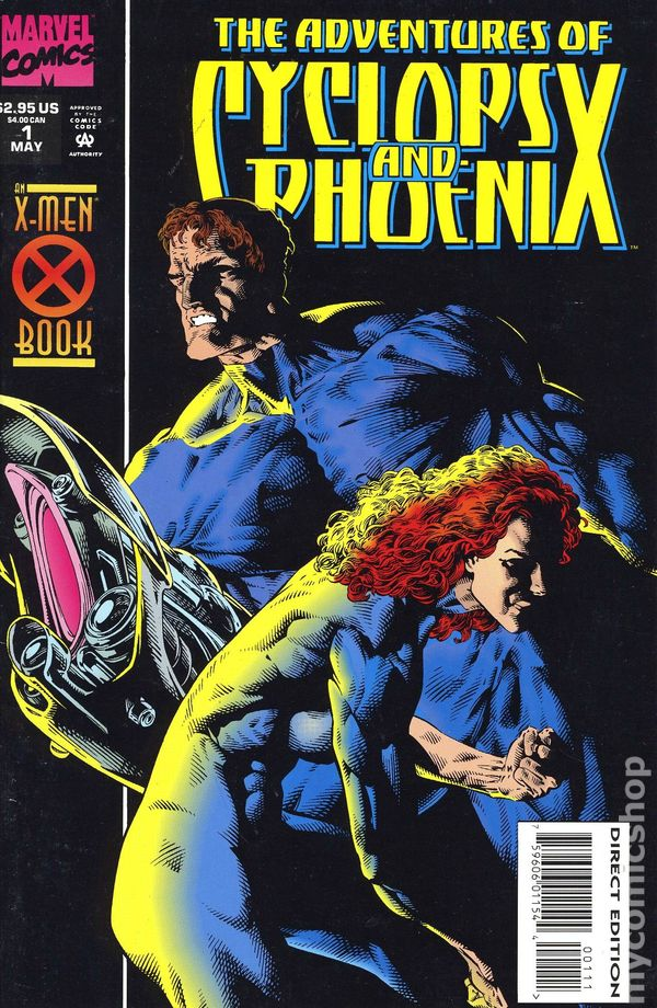 Image of Adventures of Cyclops and Phoenix