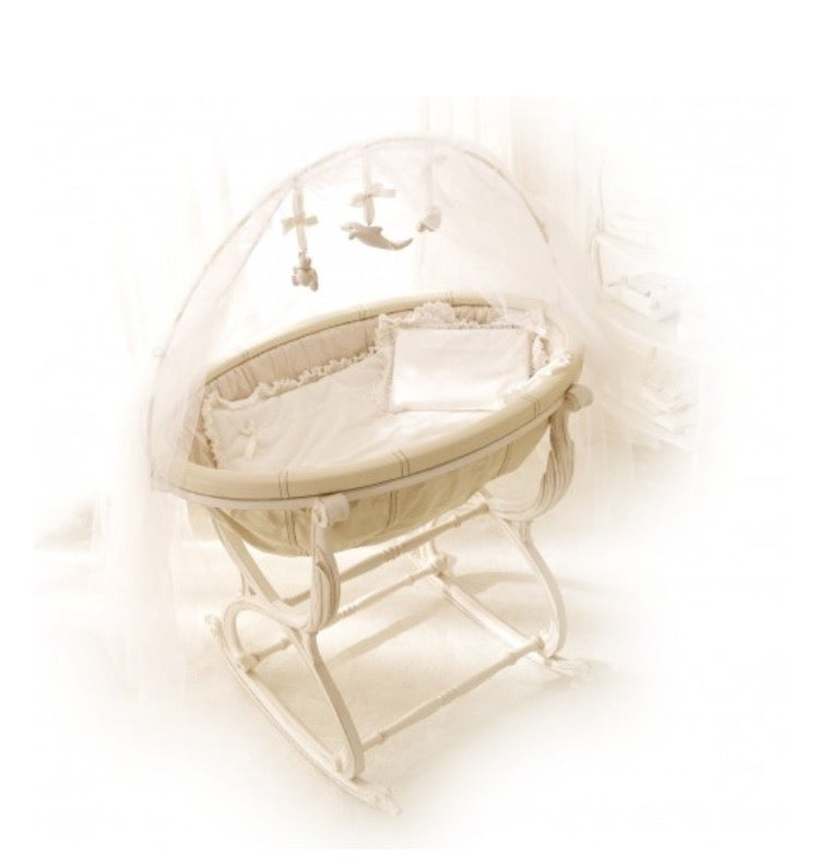 Image of Notte Fatata Swinging Cot/Cradle | Call to Order