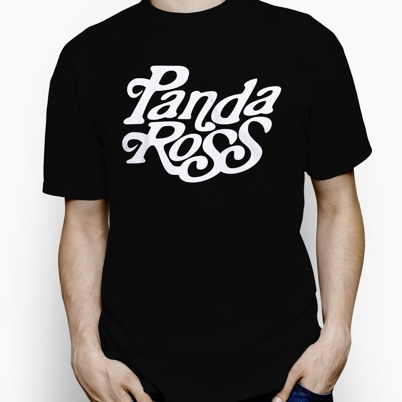 Image of Official Panda Ross T-shirt