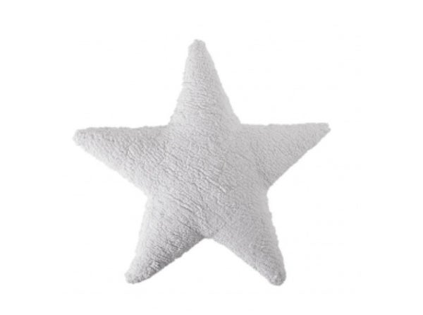 Image of Lorena Canals Washable Cushion | White Star