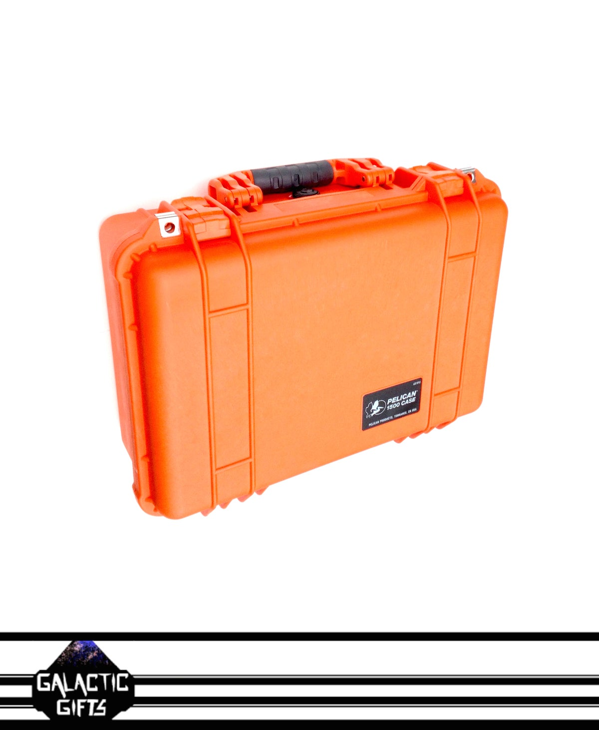 Image of Pelican Case 1500 Orange