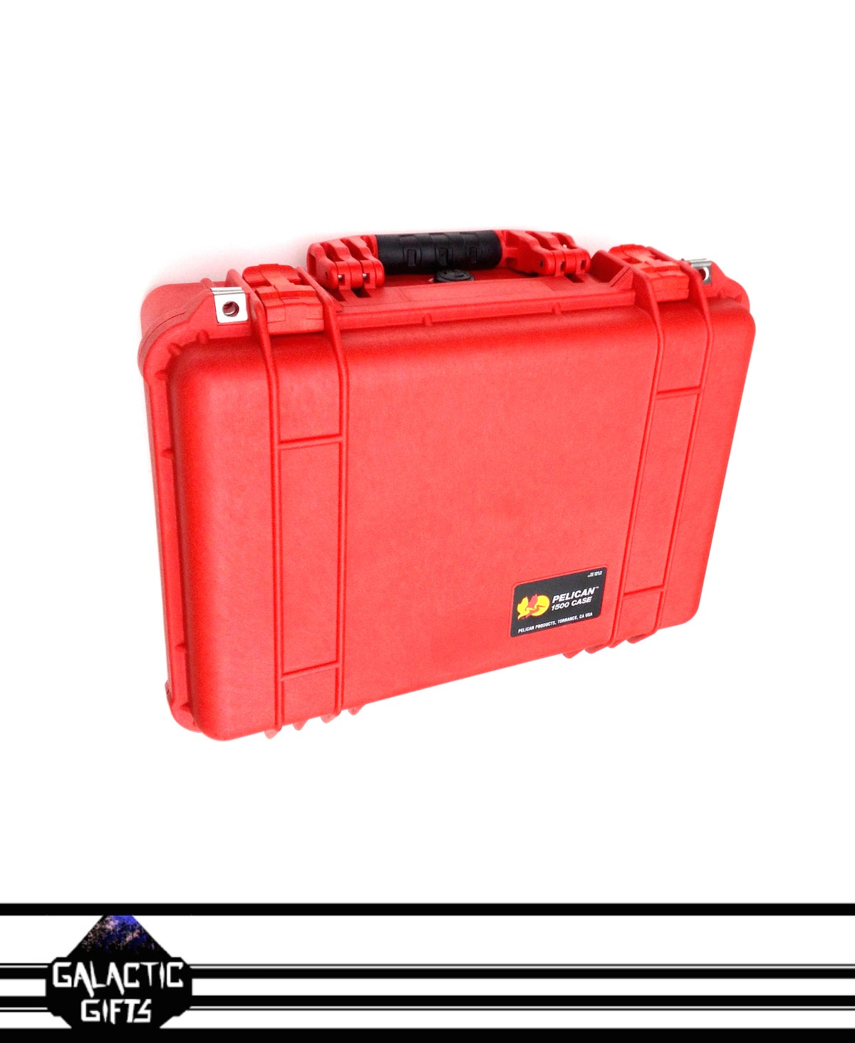 Image of Pelican Case 1500 Red