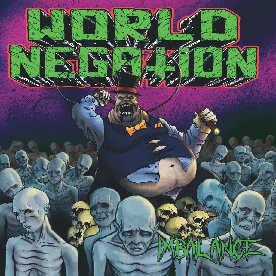 Image of World Negation - Imbalance CD