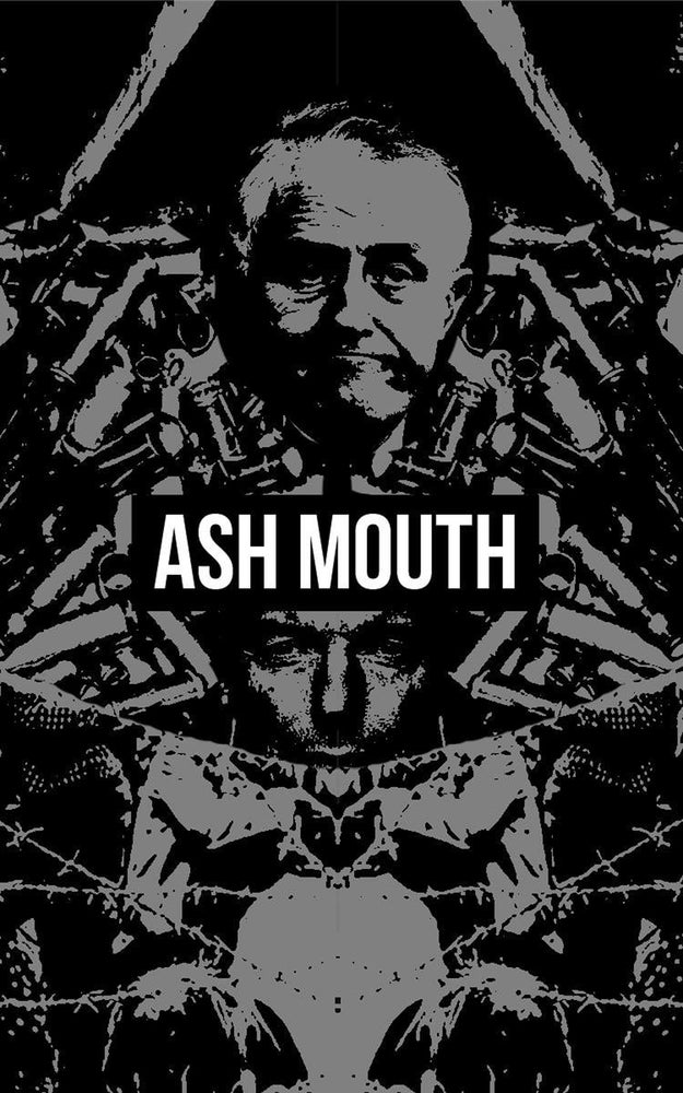 Image of Ash Mouth demo cassette