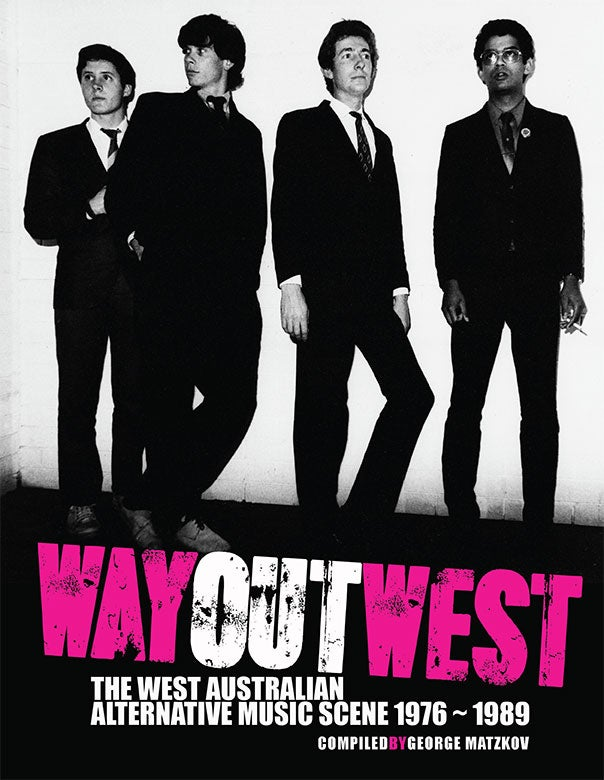 Image of Way Out West Book/CD