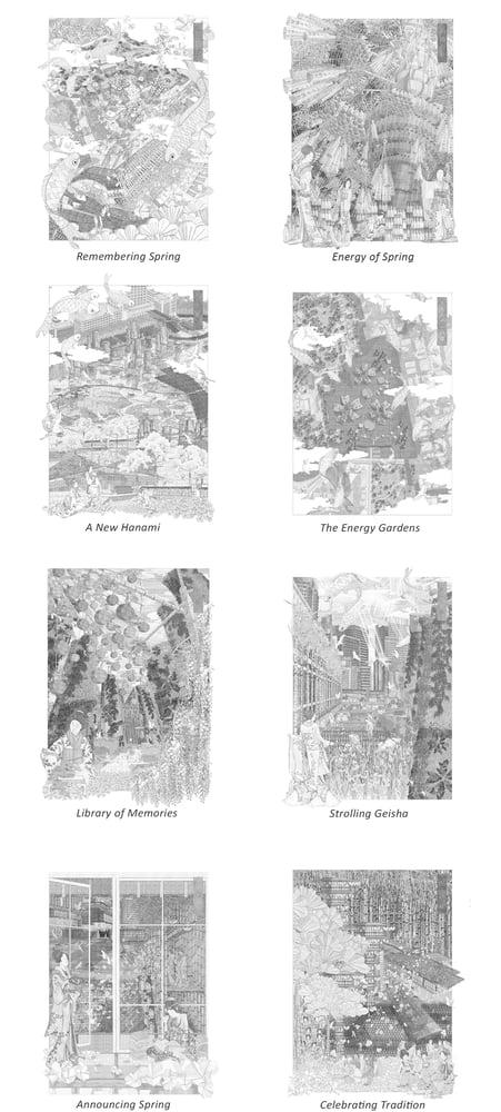 Image of Artist Proof Series (smaller prints)