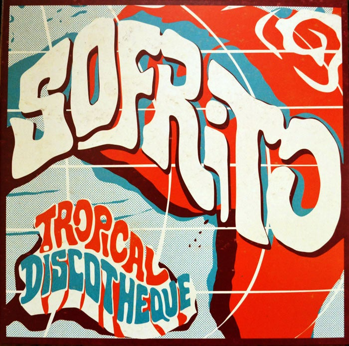 Image of Sofrito // Tropical Discotheque // Gatefold Double LP