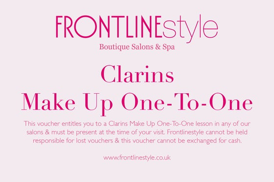 Image of Clarins Make Up One-to-One
