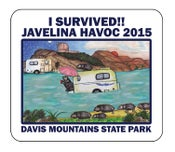 Image of Javelina Havoc Decal