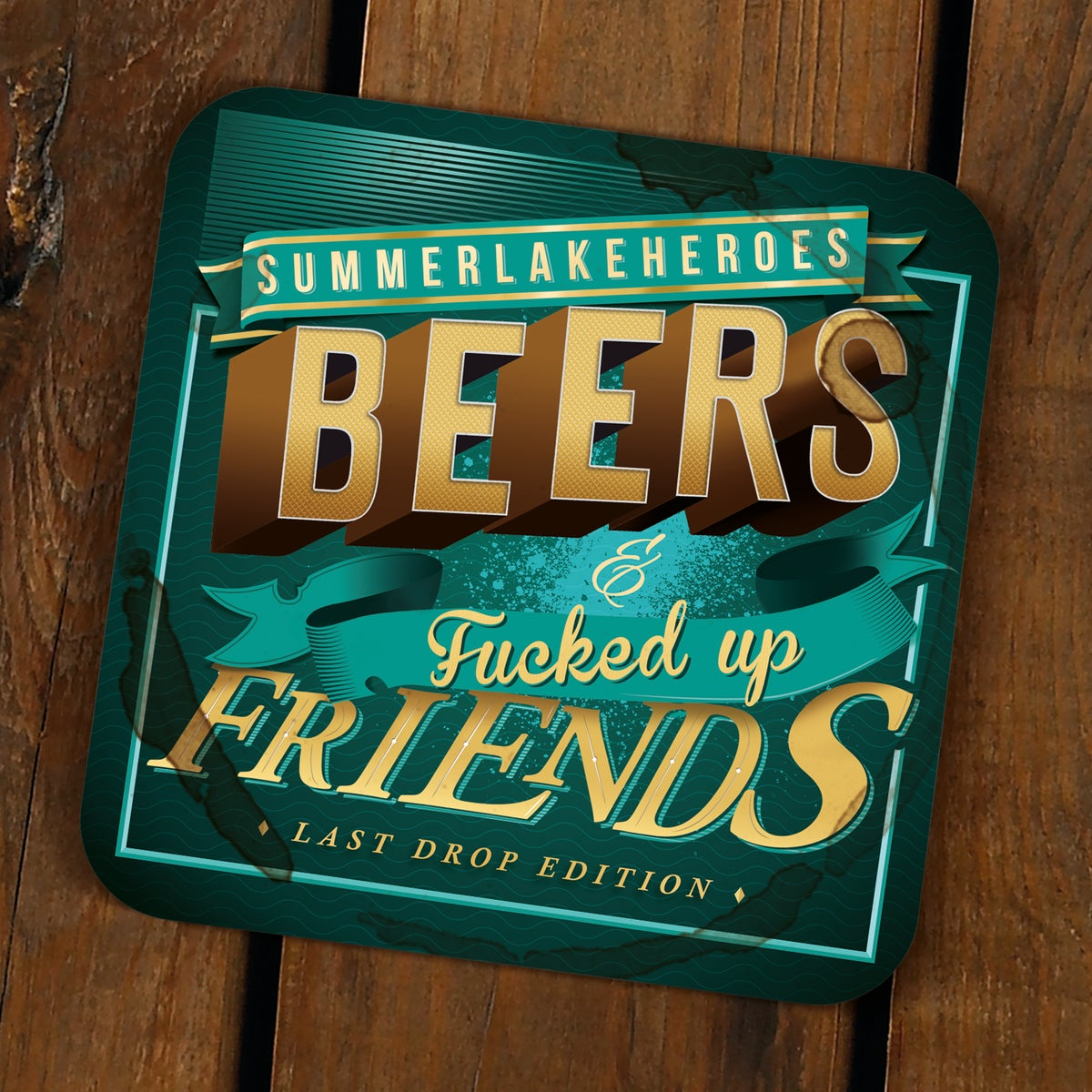 Image of Beers & Fucked Up Friends EP