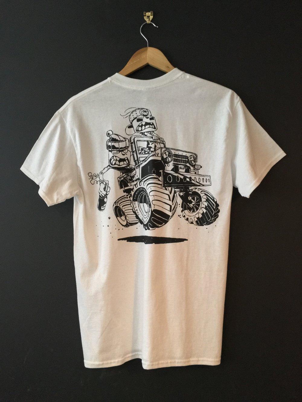 Image of Joyride T-shirt white