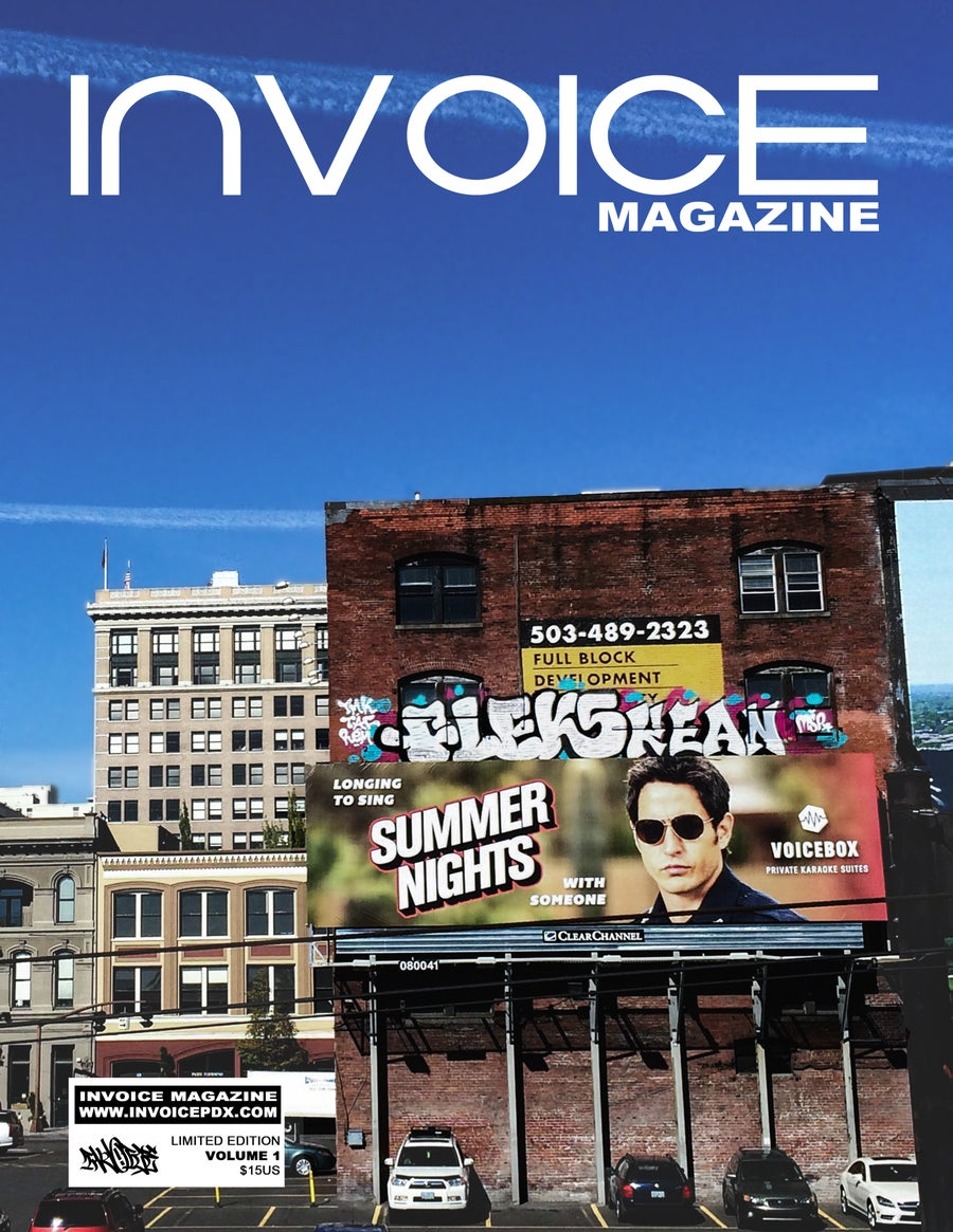 Image of Invoice Magazine: Volume 1