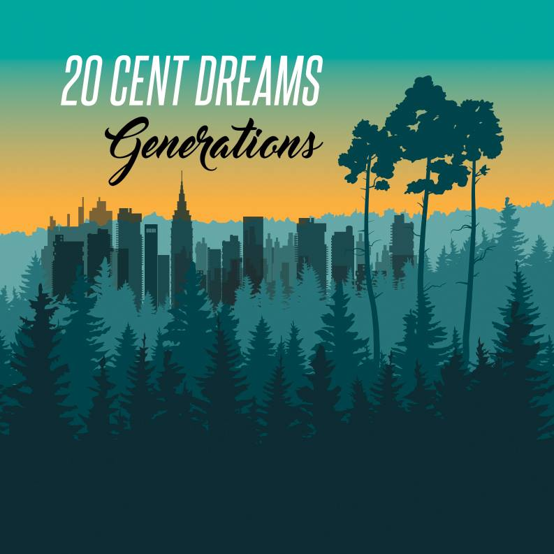 Image of Generations - Physical EP