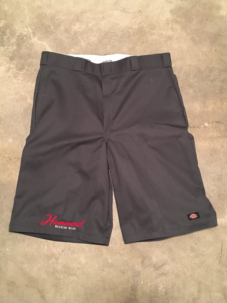 Image of HammerD Dickies shorts