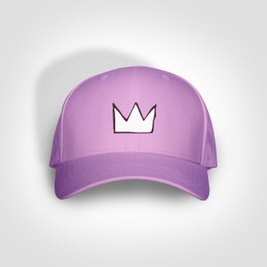 Image of Crown Dad hat