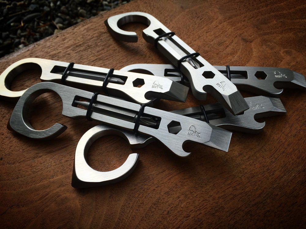 Image of Stainless BeerRambit Multi-Tool (L)