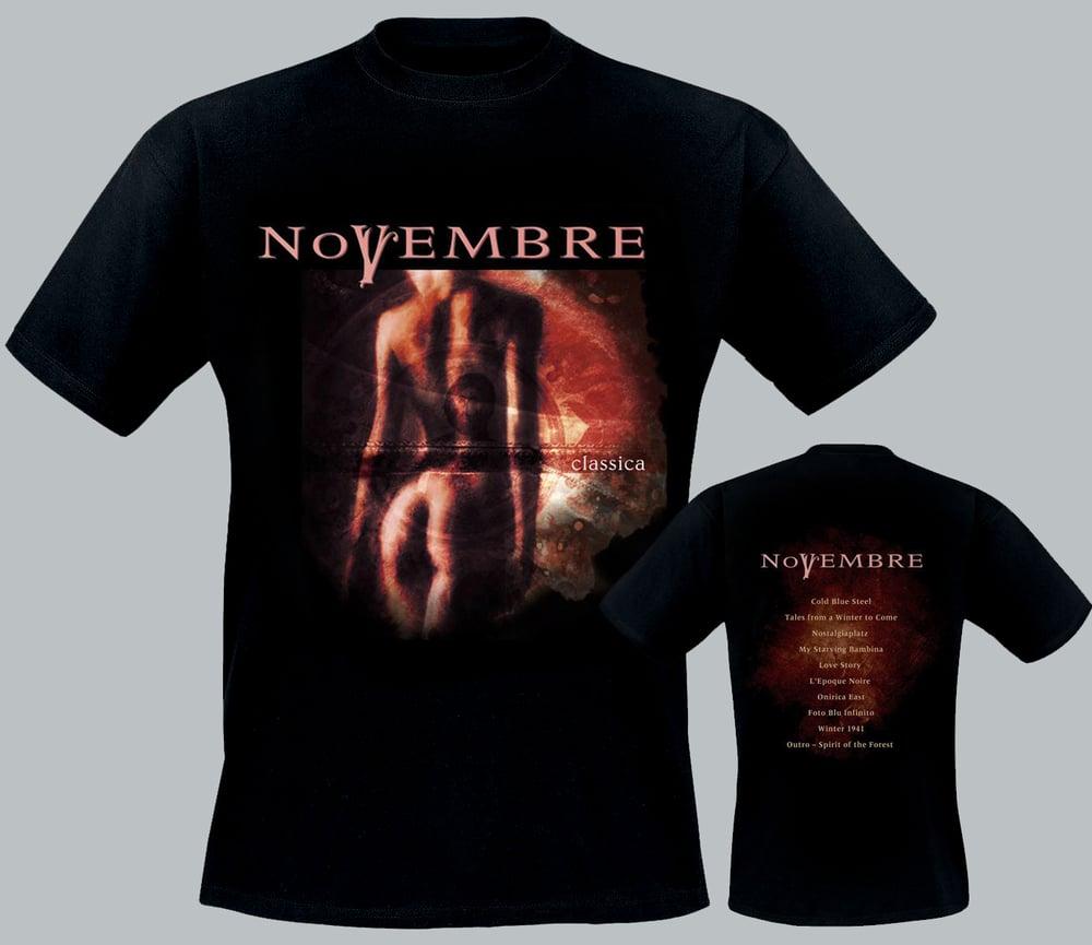 Image of NOVEMBRE - CLASSICA t-shirt