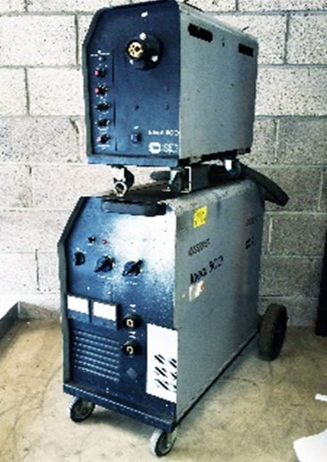 Image of SIP Ideal 500 Mig Welder