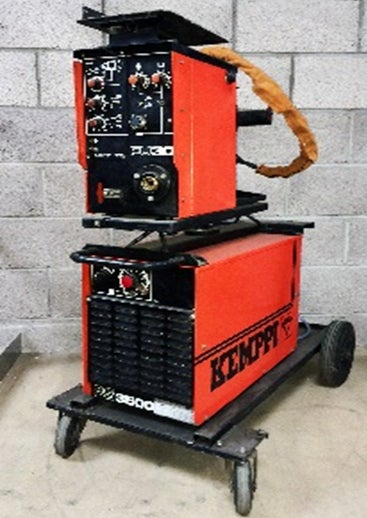 Image of Kemppi PS 3500 Mig Welder