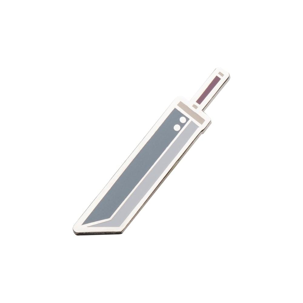 "Image of B-Sword V.2 1.25"" Lapel Pin"