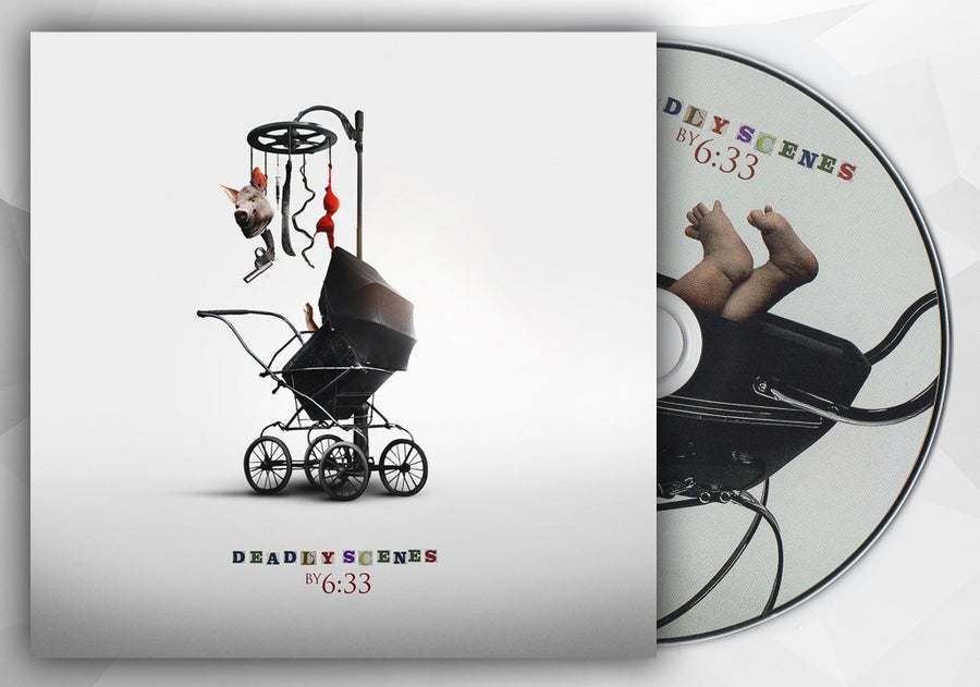 "Image of ""DEADLY SCENES"" CD"