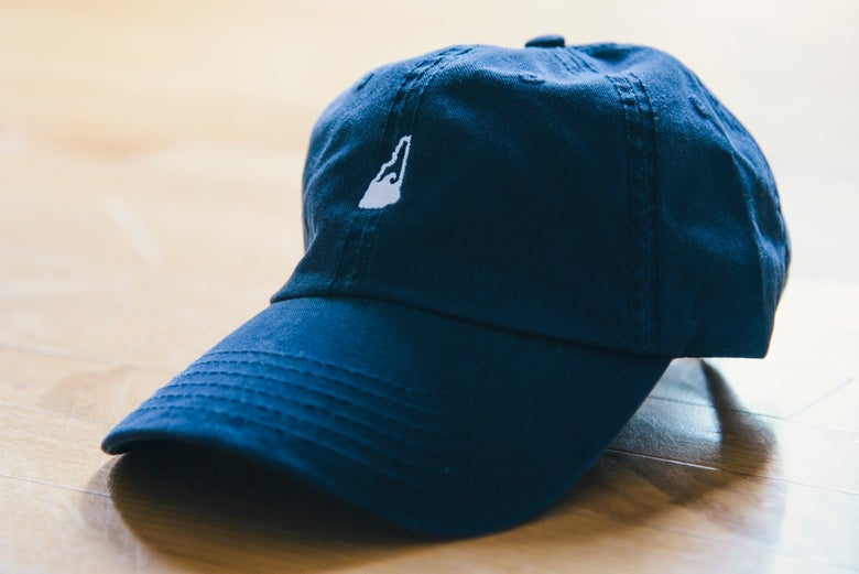 Image of Navy Blue Dad Hat