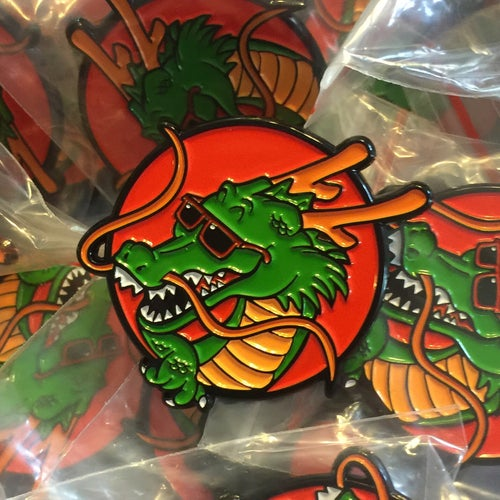Image of iScreamPins X PinDay Chillron Collab Pin