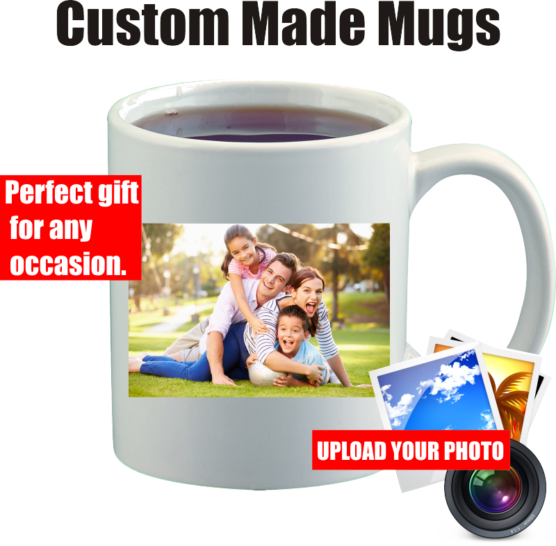 Image of Custom Made Mugs