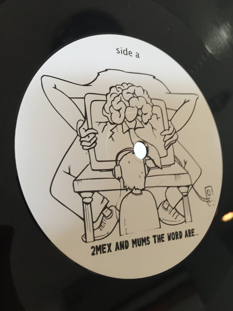 Image of 2Mex and Mums the Word - Mind Clouders LP (Vinyl)