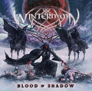 Image of Blood & Shadow (2016)