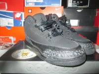 "Air Jordan III (3) Retro ""Black/Dark Charcoal"" GS *PRE-OWNED* - areaGS - KIDS SIZE ONLY"