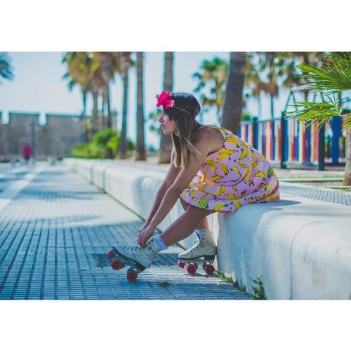"""Image of 🍌""""BANANA SPLIT"""" Vestido."""