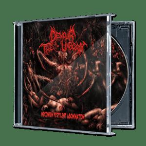 Image of Devour The Unborn - Meconium Pestilent Abomination - AVR