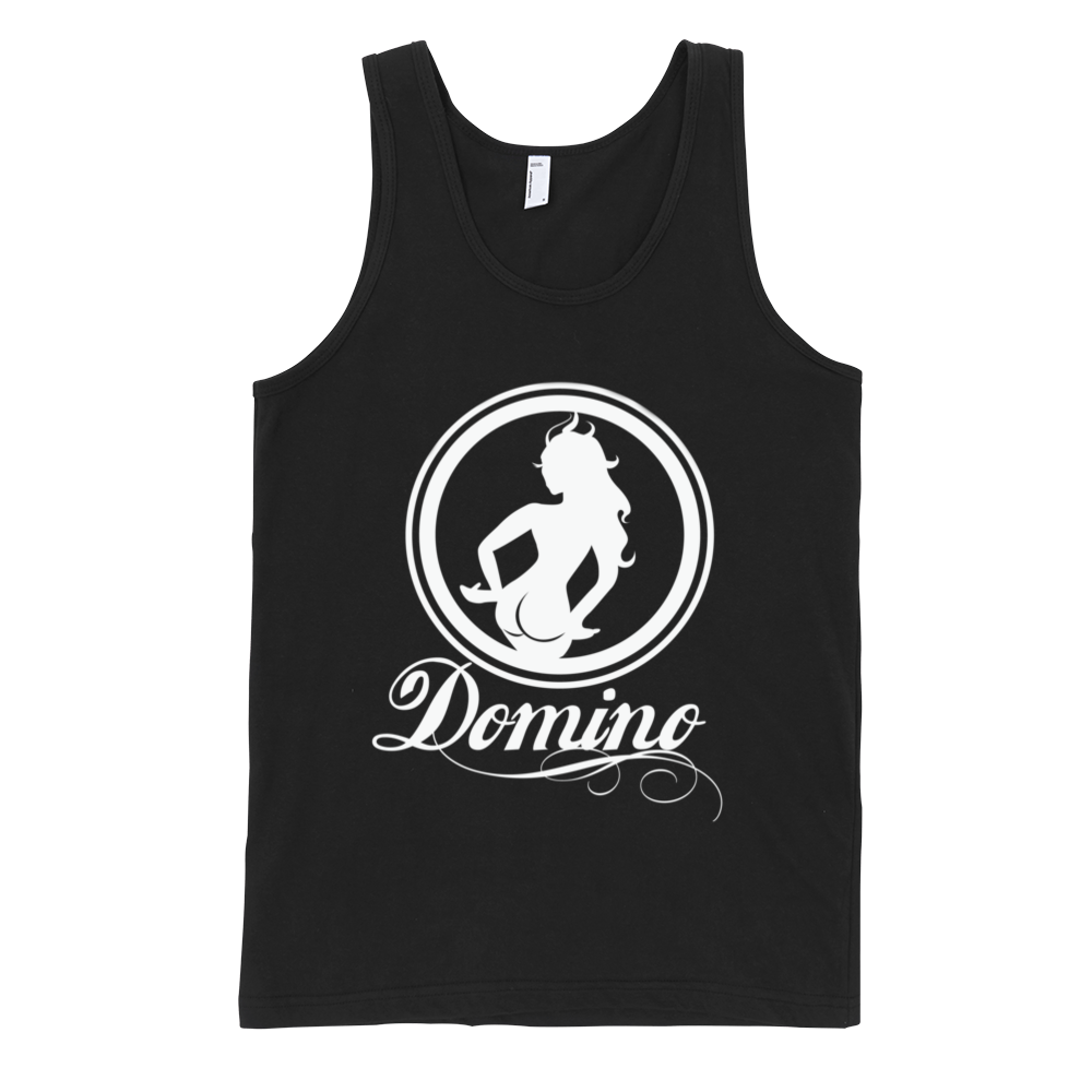 Image of BLACK DOMINO TANK TOP