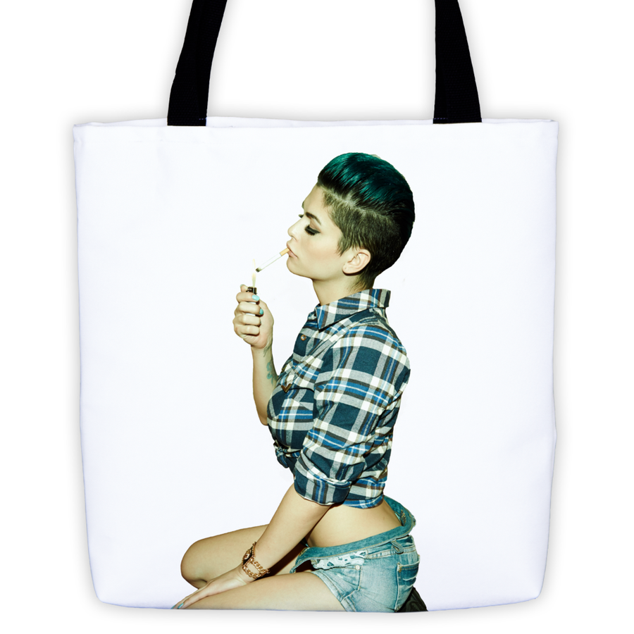 Image of DOMINO TOTE BAG #2