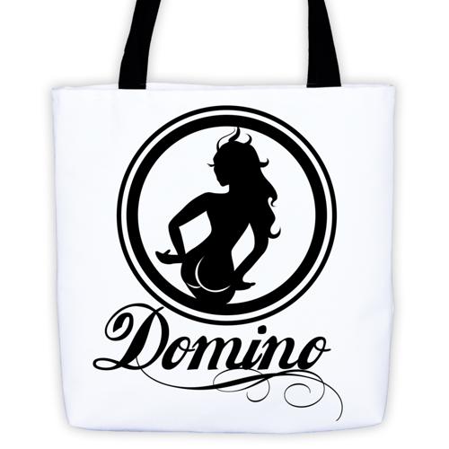 Image of DOMINO TOTE BAG #2