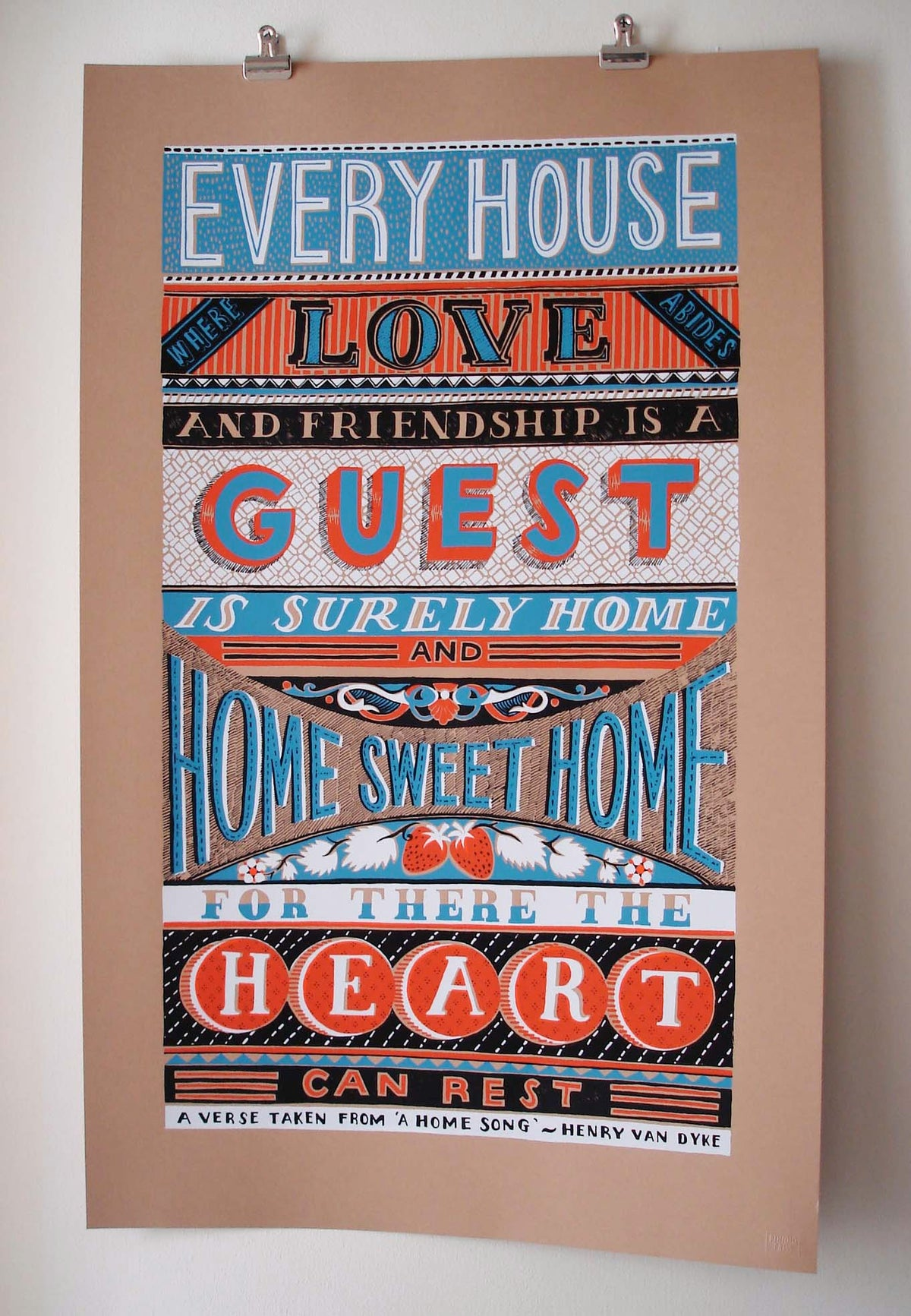Image of Home Sweet Home