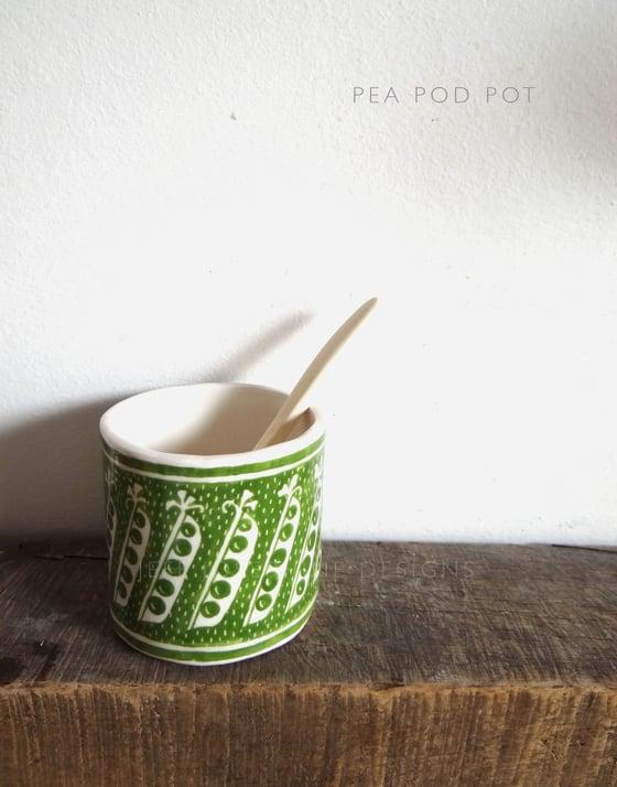 Image of Pea Pod Pot