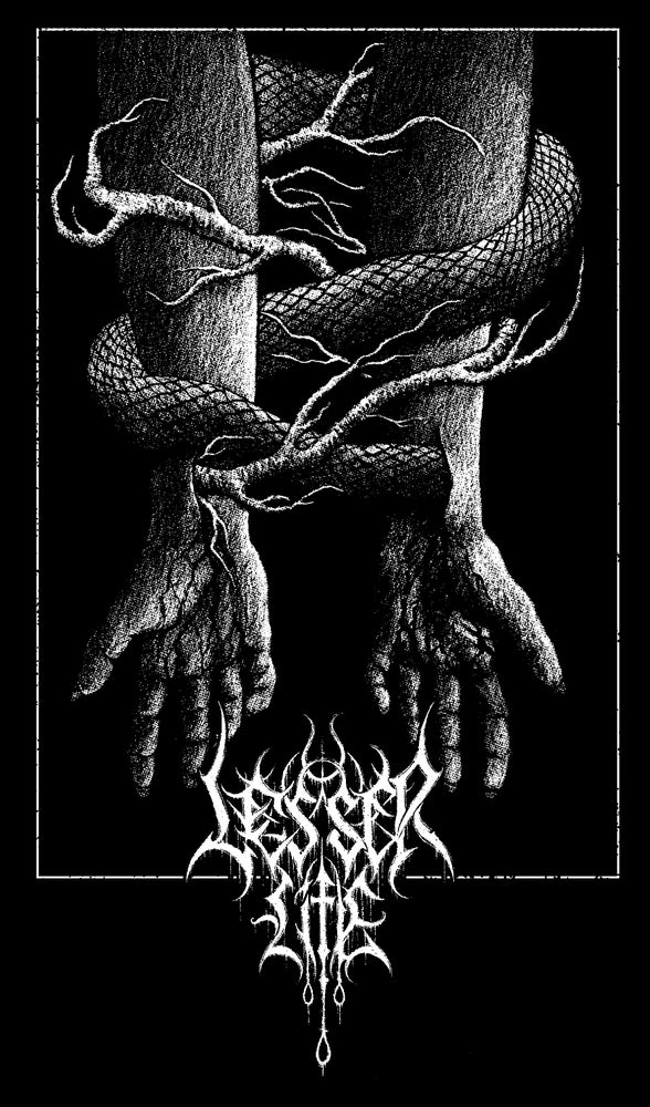 Image of Slit Wrists Tour Poster