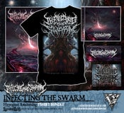 Image of INFECTING THE SWARM - Hypogean Awakening CD / Digipack TS Bundle