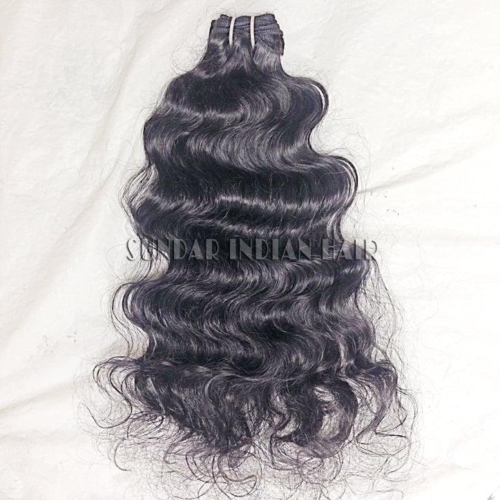 Curly Virgin Indian Hair Extension Sundar Hair