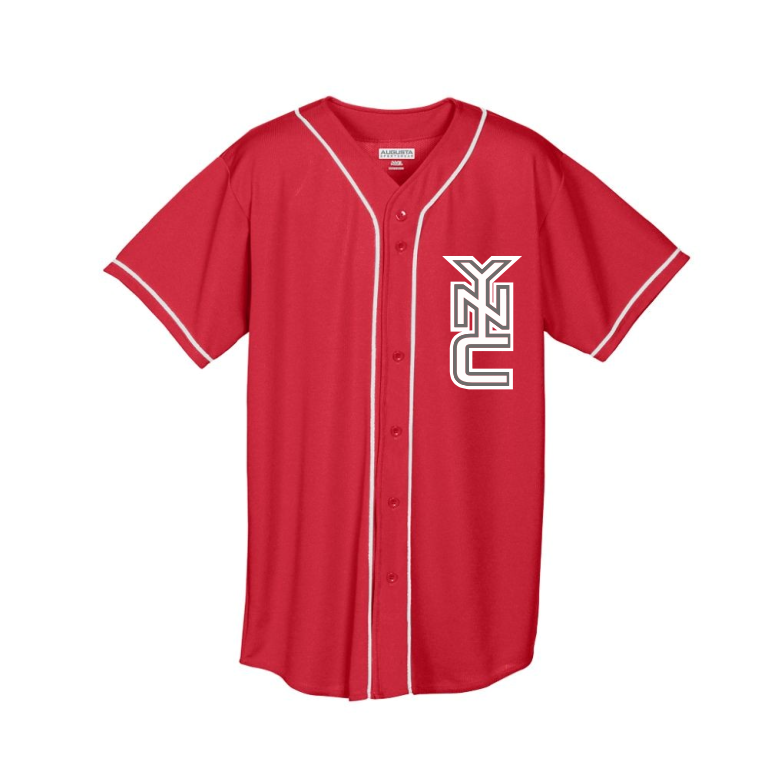 Image of YNIC Baseball Jersey