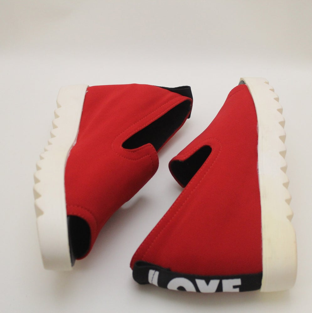 Image of Love Sporty Wedge