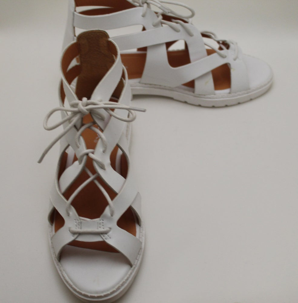 Image of Lanski Caged Sandals