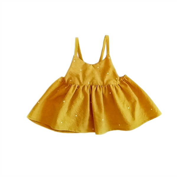 Image of Organic 'Coco' Blossom Top